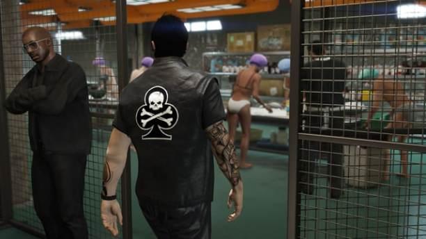 Biker Gangs come to GTA