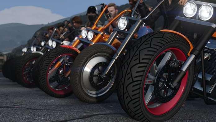 Biker Gangs come to GTA Online