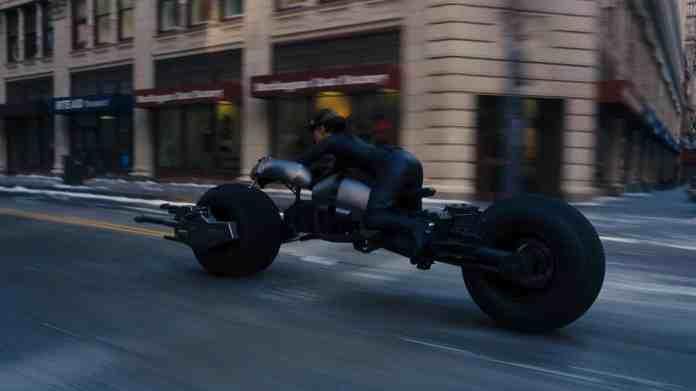Batmans Batpod Auction