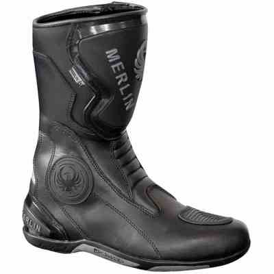Cheapest-Merlin Aragon Boots Mens WP - Black-price-comparison