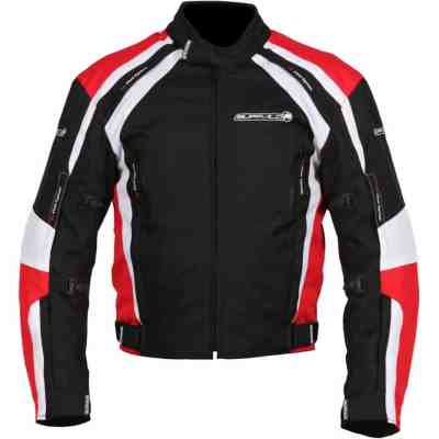 Cheapest Buffalo Misano Jacket WP - Black Red - Price Comparison