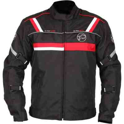 Cheapest Buffalo Typhoon Jacket WP - Black Red - Price Comparison