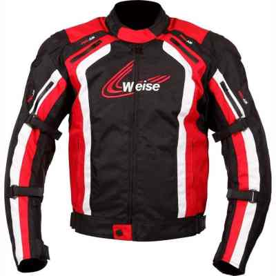 Cheapest Weise Corsa Jacket WP - Black Red - Price Comparison