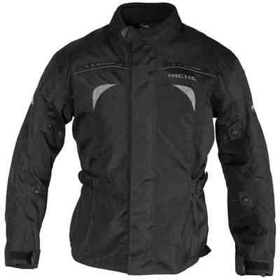 Cheapest Richa Bolt Jacket WP - Black - Price Comparison