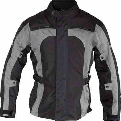 Cheapest Richa Bolt Jacket WP - Black Grey - Price Comparison