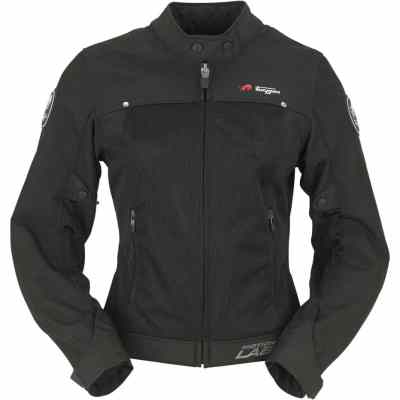 Cheapest Furygan Genesis Mistral Evo Jacket Ladies - Black - Price Comparison