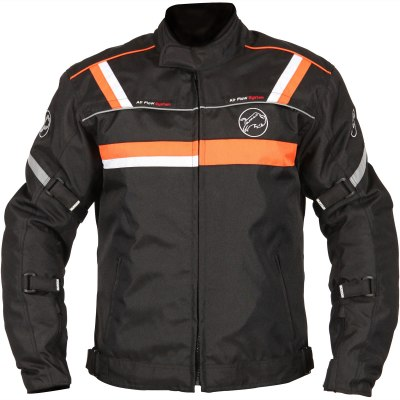 Cheapest Buffalo Typhoon Jacket WP - Black Orange Price Comparison