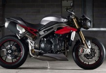 Triumph Speed Triple Recall