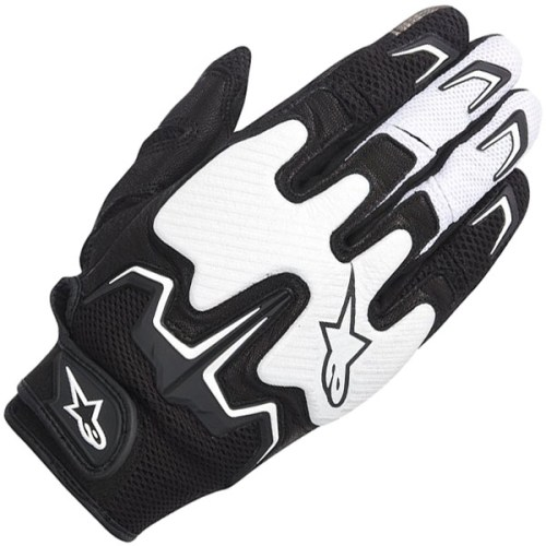 Cheapest Alpinestars Fighter Air Glove - Black / White Price Comparison