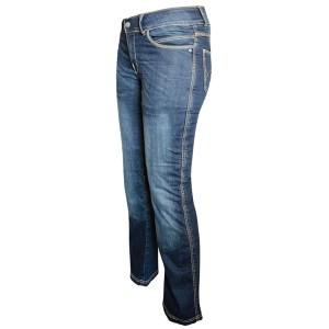 Cheapest Bull-it Covec SR6 Ladies Vintage Jeans - Blue Price Comparison