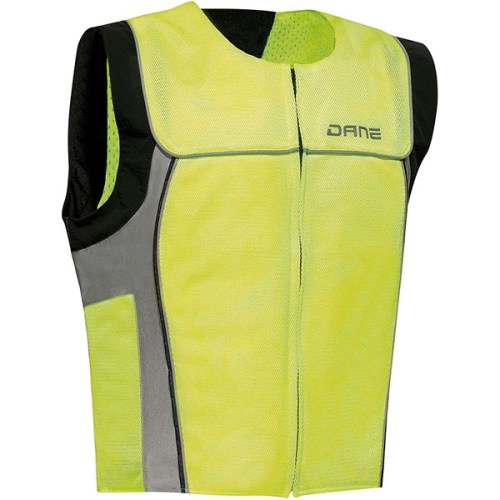 Cheapest Dane Nordlys High Visibility Safety Jacket - Fluo Yellow Price Comparison