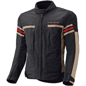 Cheapest Held Jakk Textile Jacket - Black / Beige Price Comparison