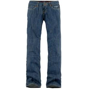 Cheapest Icon Ladies Hella Denim Jeans - Blue Price Comparison