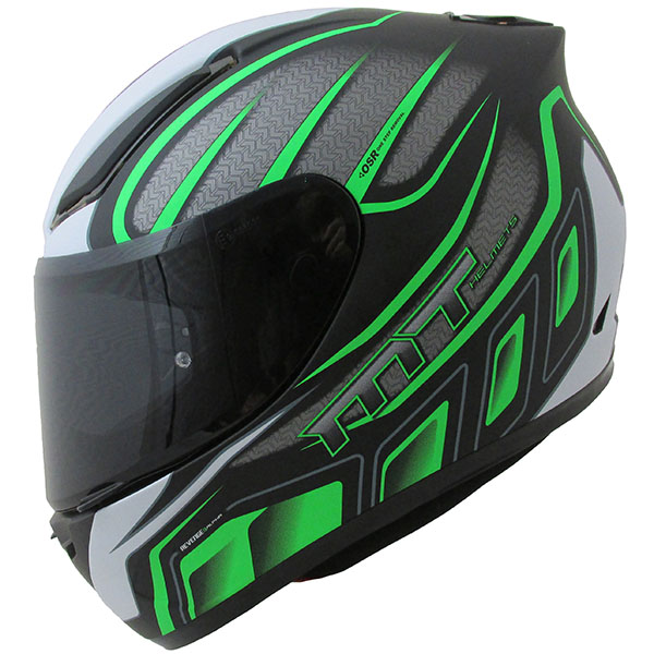 Cheapest MT Revenge Alpha - Matt Black / White / Green Price Comparison