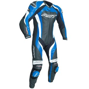 Cheapest RST Tractech Evo 3 CE Leather Suit - Black / Blue Price Comparison