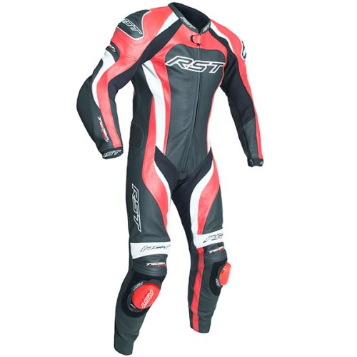 Cheapest RST Tractech Evo 3 CE Leather Suit - Black / Red Price Comparison