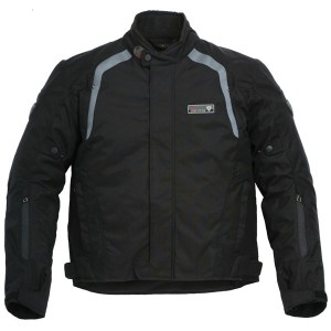 Cheapest Rev'it Strada H2O Jacket - Black Price Comparison