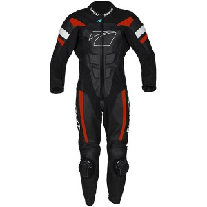 Cheapest Spada Curve Evo 1 Piece Leather Suit - Black / Red Price Comparison