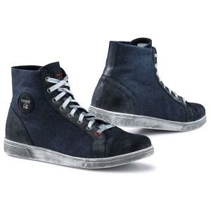 Cheapest TCX X-Street Boots - Blue Denim Price Comparison