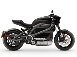 Harley-Davidson Livewire - low emission motorcycle