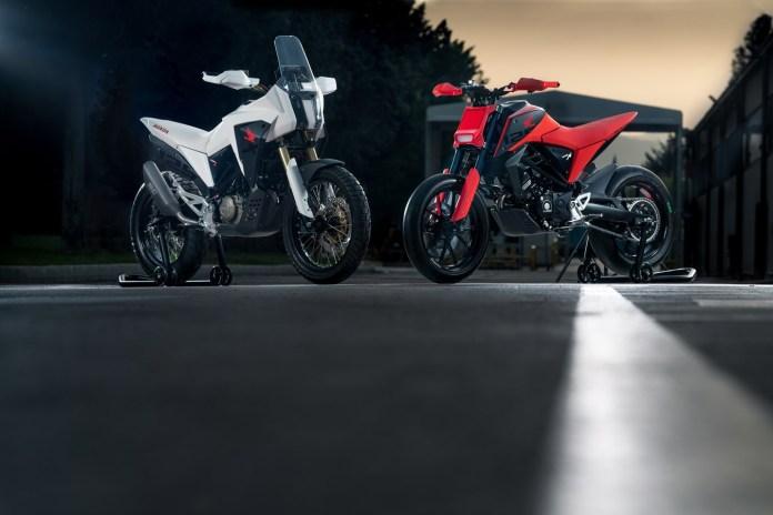 Honda's Rome R&D Centre brings two 125cc design studies to EICMA