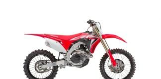 20YM HONDA CRF450R