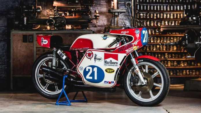 Ago To Headline The Classic TT On A Classic MV Agusta