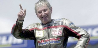 The big names on the Isle of Man TT course