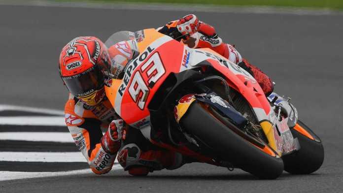 MotoGP's Marquez Challenges Formula 1's Hamilton To A Dual