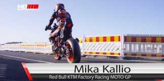Watch KTM Test Rider Take On Finland's New MotoGP Circuit