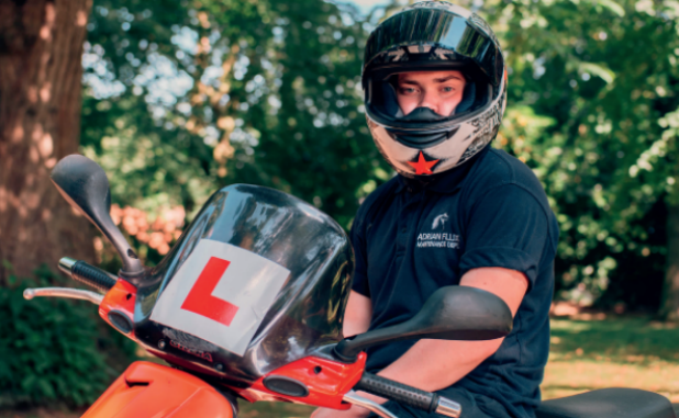 Moped insurance - what to do next if the computer says'no'