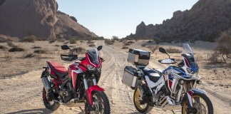 New CRF1100L Africa Twin and Africa Twin Adventure Sports to arrive in Europe in 2019