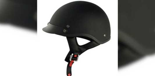 Recall: VCAN V531 Motorcycle Helmet