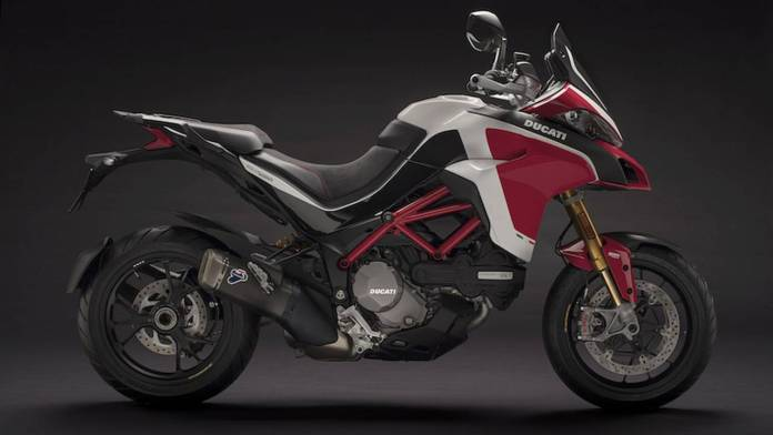 Some 2018 Ducati Multistrada 1260s May Have Faulty Side Stands
