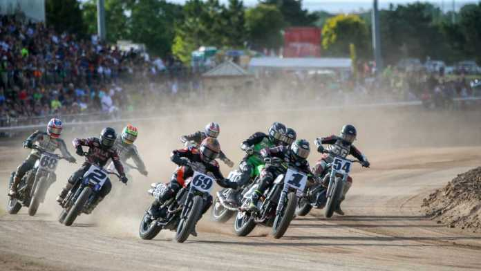 Dunlop Announces First New Flat-Track Tire in 40 Years