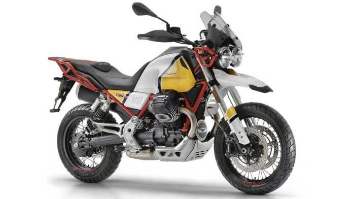 Moto Guzzi Issues Two Recalls On The V85 TT