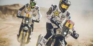 The 2020 Dakar Kickstarts In Saudi Arabia On January 5