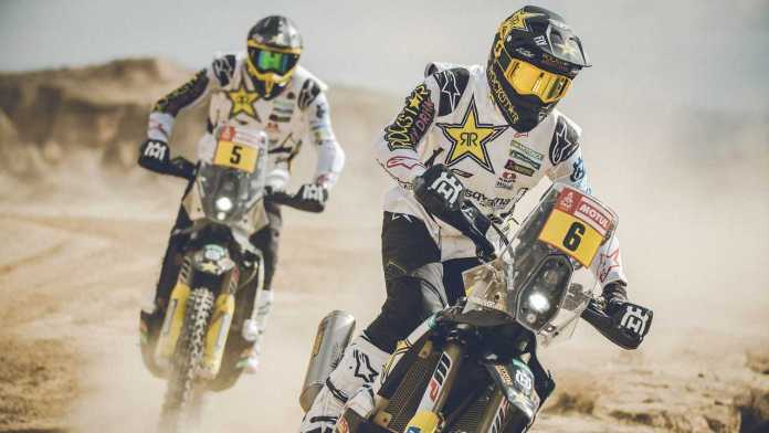 The 2020 Dakar Kickstarts In Saudi Arabia On January 5