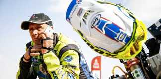The Dakar 2020 Claims A Second Life, That Of Rider Edwin Straver