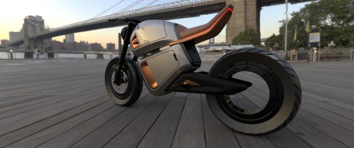 NAWA electric hybrid bike steals the show at CES 2020