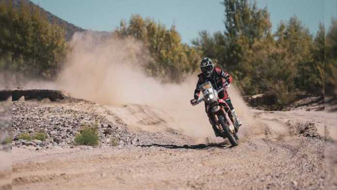 Dakar Winner Ricky Brabec Doubles Down At 2020 Sonora Rally