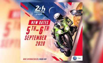 Le Mans 24 Heures Motos Is Postponed Amid Coronavirus Threat