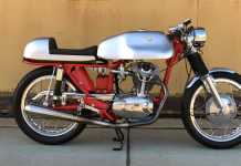 This 1962 Ducati Daytona 250 Cafe Racer Is The Real Deal