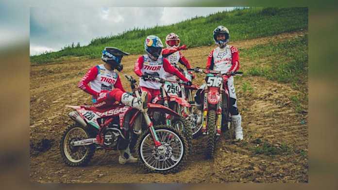 Team GasGas Factory Racing