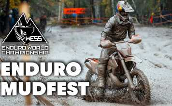 Red Bull Celebrates WESS Enduro Racing With A Mud-Flinging Video