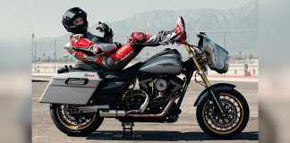 Watch This Racer Take His Race-Prepped Harley Around Laguna Seca