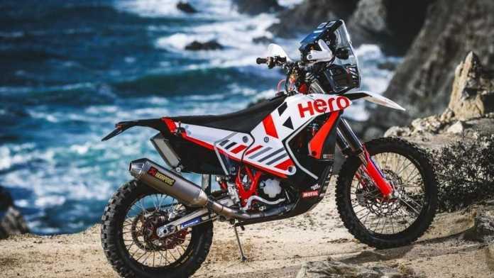 Hero MotoSports To Participate In 2021 Dakar Rally