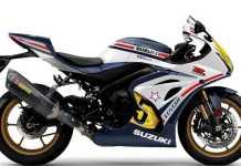 2021 Suzuki GSX-R1000R Legend Edition - Luchinello