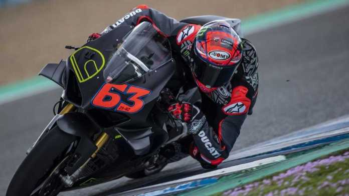 MotoGP Panigale V4S - Pecco Bagnaia