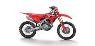 Some 2021 Honda CRF450Rs May Suddenly Break Their Chains